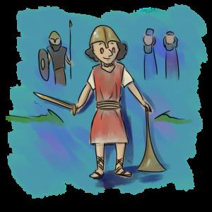 Vierter Zyklus: Gideon (mit Abimelech, Tola, Jair)