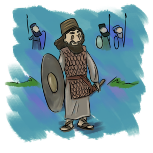 Fünfter Zyklus: Jephtah (mit Ibzan, Elon, Abdon)